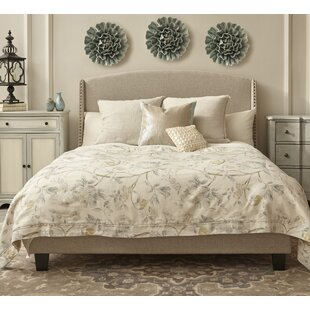 Chambery Queen Upholstered Panel Bed