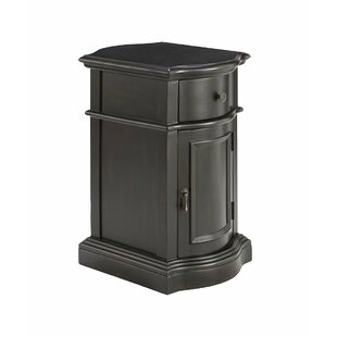 Dahlin 1 Door Accent Cabinet by Charlton Home