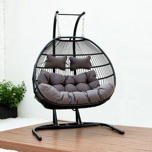 Indoor Swinging Egg Chair