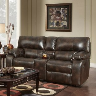 Caroline Reclining Loveseat by..