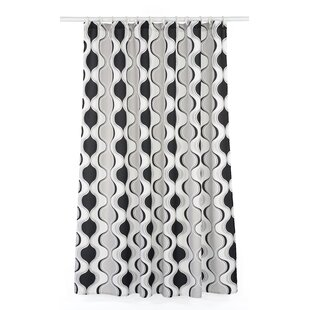 Aquarius Hourglass Shower Curtain Set
