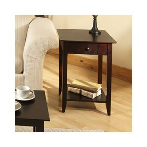 Greenspan End Table by Thr..
