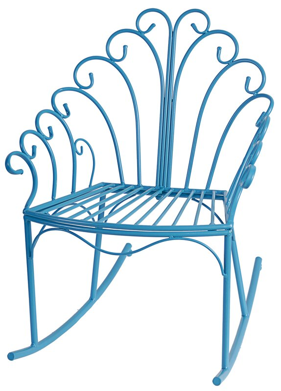 Brookdale Patio Rocking Chair