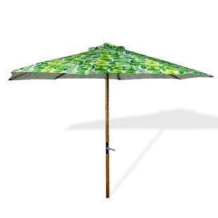 Denson 300cm Traditional Parasol By Freeport Park