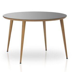 Conie Glass Top Dining Table by Corrigan ..