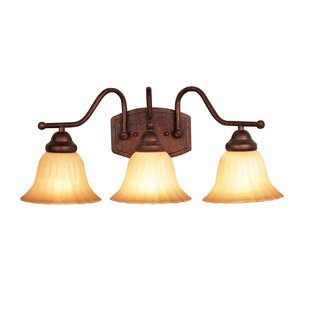 Morgan Park 3-Light Vanity Light by Woodbridge Lighting