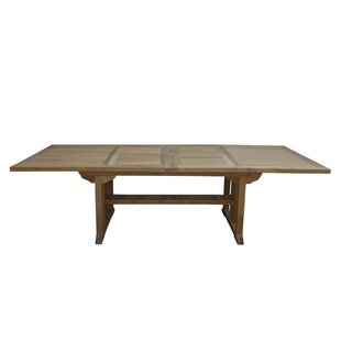 Sahara Solid Wood Dining Table by Anderso..
