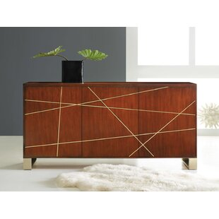 Abstract Credenza by Modern History Home