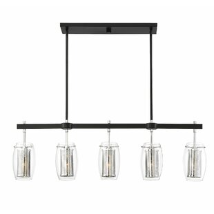 Mercury Row Depp 5-Light Kitchen Island Pendant
