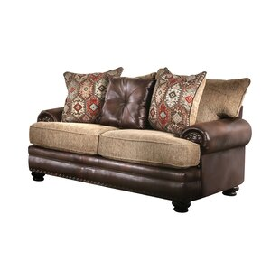 Reviews Mcfarlane T-Cushion Loveseat by Millwood Pines Reviews (2019) & Buyer's Guide