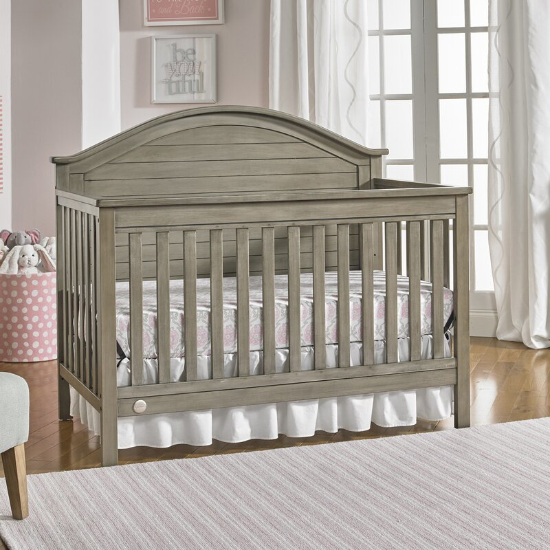 Nursery Furniture Baby Capable 5 In 1 Convertible Crib Orders Are Welcome.