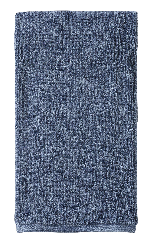 Vern Yip By Skl Home Shibori Stripe Bath Towel In Navy