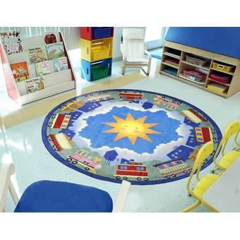Joy Carpets Educational Spanish Lengualink Area Rug Wayfair