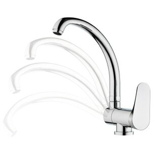 Remer by Nameek's Single Handle Kitchen Faucet