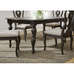 Darby Home Co Darya Solid Wood Dining Table