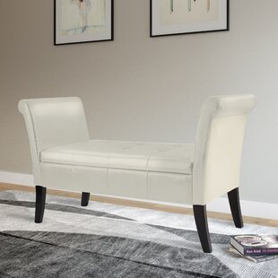Darby Home Co Darchelle Upholstered Stora..