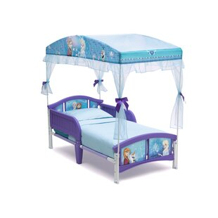 Inexpensive Disney Frozen Convertible Toddler Bed by Delta Children Reviews (2019) & Buyer's Guide