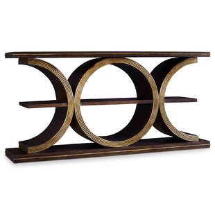 Melange Presidio Console Table By Hooker Furniture