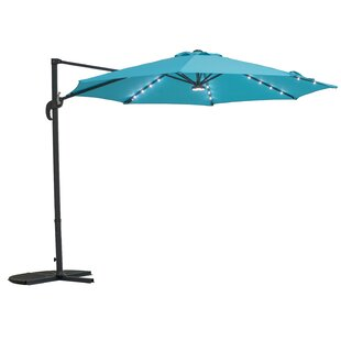 Kurth 9.5' Cantilever Umbrella