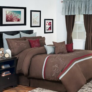 Lavish Home Briella Room Comforter Set