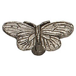 Naturalist Butterfly Novelty Knob