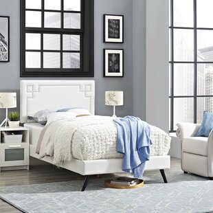 Mcshan Upholstered Platform Bed by House of Hampton
