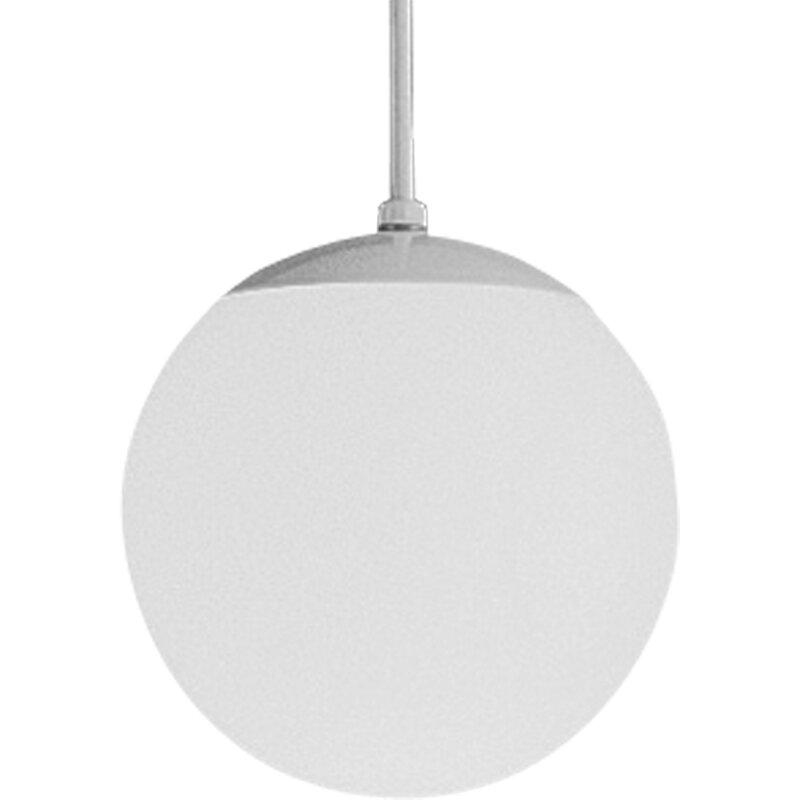 Turn on the Brights  Bylar 1-Light Globe Pendant