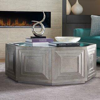 Ariana Rochelle Octagonal Coffee Table by Lexington SKU:DB563360 Guide