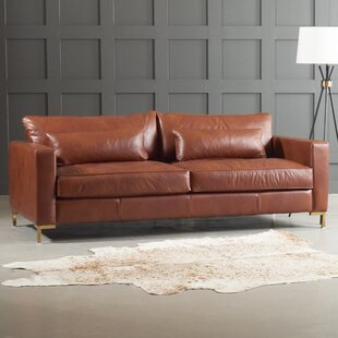 Maxine Leather Sofa