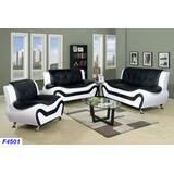 Galewood 3 Piece Living Room Set by Orren Ellis