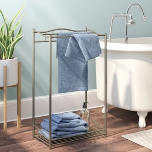 Bath Towel Rack Free Standing Wayfair