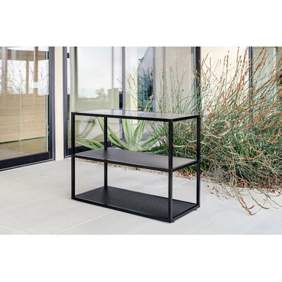 Outdoor Kitchen Series Metal Buffet & Console Table by Veradek #1