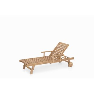 Breakwater Bay Edgemoor Outdoor Chaise Lounge