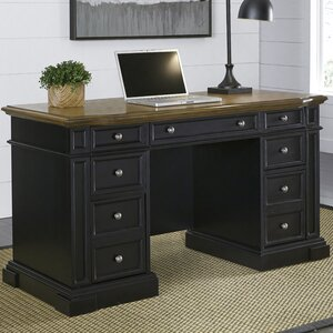 Collette Pedestal Computer Desk