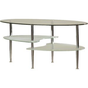 Modern Oval Coffee Tables AllModern