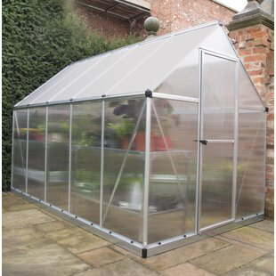 Mythos 6 Ft W X 10 Ft D Greenhouse By Palram
