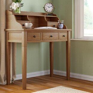 Beachcrest Home Olavo Secretary Desk with..