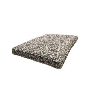Hook Camouflage Futon Mattress by Ebern Designs