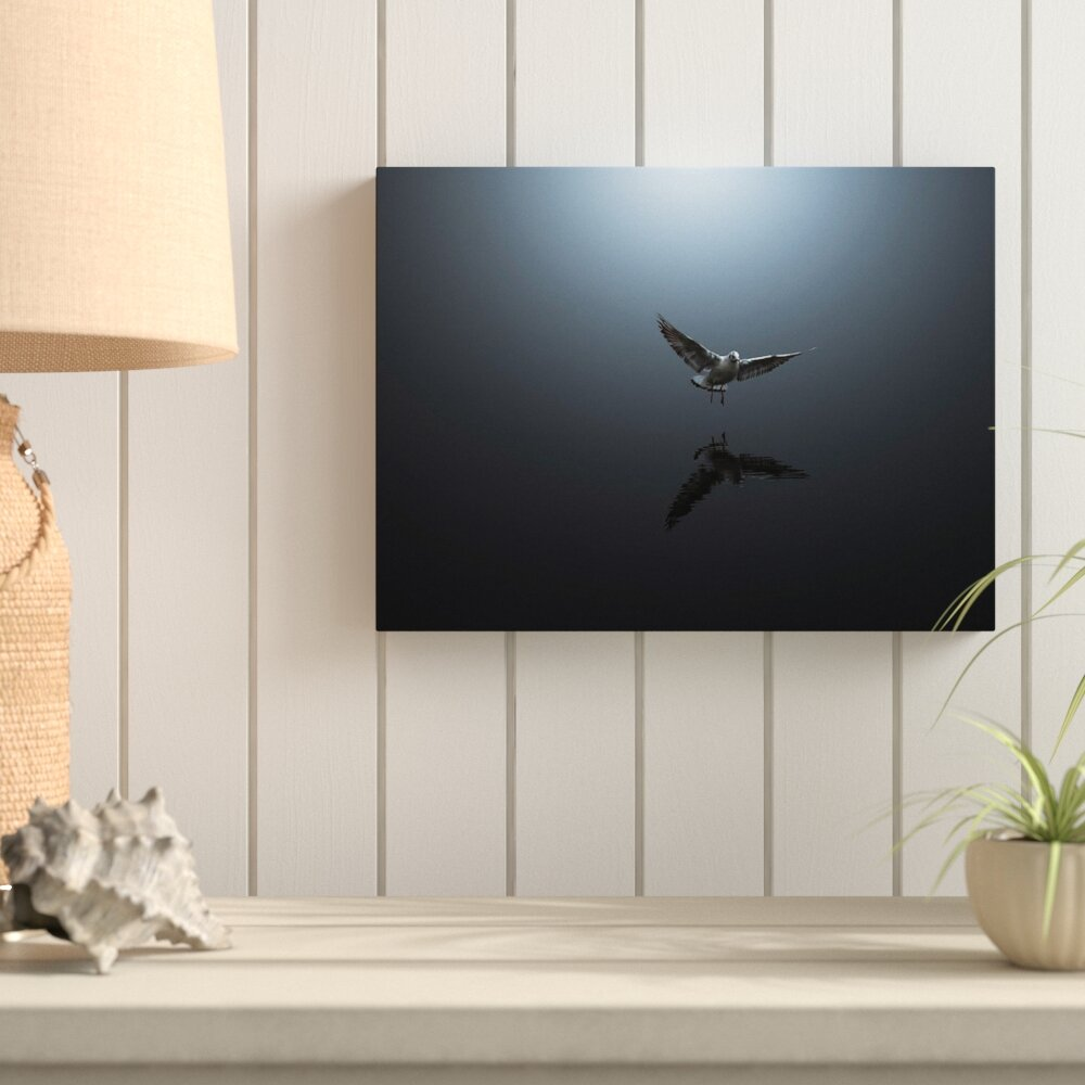 breakwater bay heaven sent photographic print on canvas wayfair
