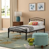 Watson Twin Platform Bed by Andover Mills™