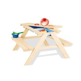 Matsch Nicki Children's Picnic Table By Pinolino