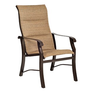 Cortland Sling High-Back Patio Dining Chair