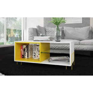 Anais Coffee Table with Storage