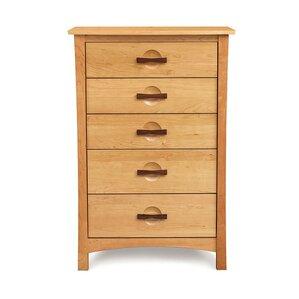 Berkeley 5 Drawer Chest by Copeland Furniture
