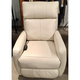 Primo Leather Power Lift Assist Recliner