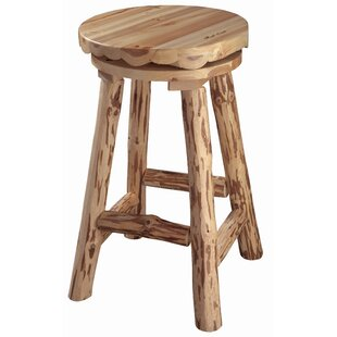 Buying Rush Creek 30.5 Swivel Bar Stool By Rush Creek