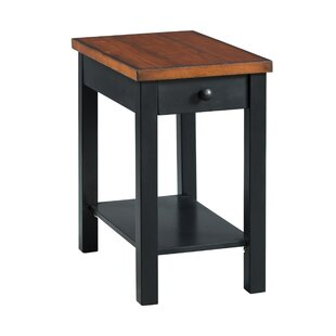 Trudell End Table by Winston Porter