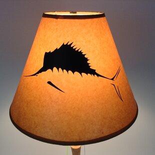 Sailfish 9 Paper Empire Lamp Shade