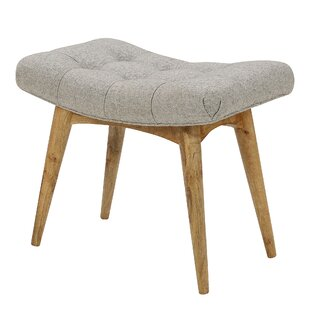 Upholstered Bench By George Oliver