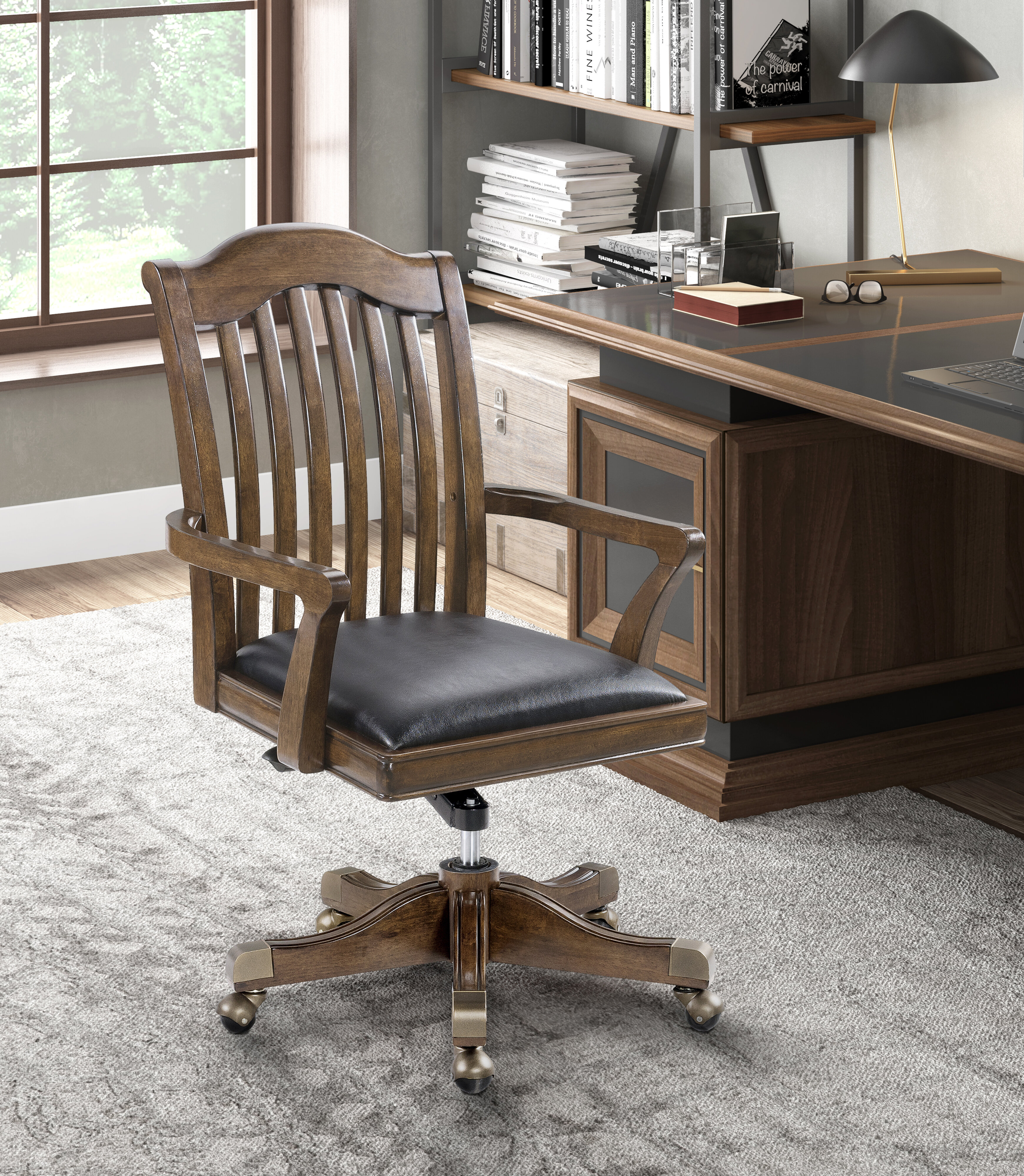 Canora Grey Fuentes Bankers Chair